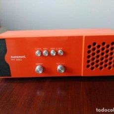 Radios antiguas: RADIO TRANSISTOR IMPERIAL RT 290 E. Lote 116230343