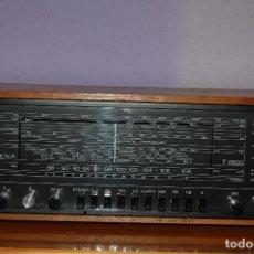 Radios antiguas: RECEPTOR ESTÉREO MARCA ARENA T 2600 DISEÑO DANÉS. Lote 116271483