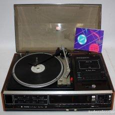 Radios antiguas: TOCADISCOS MARCA FARO Q SPECIAL. DE LOS AÑOS 80. Lote 116692239