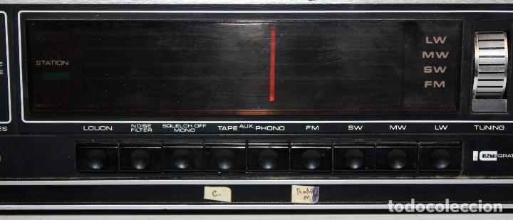 Radios antiguas: TOCADISCOS MARCA FARO Q SPECIAL. DE LOS AÑOS 80 - Foto 6 - 116692239
