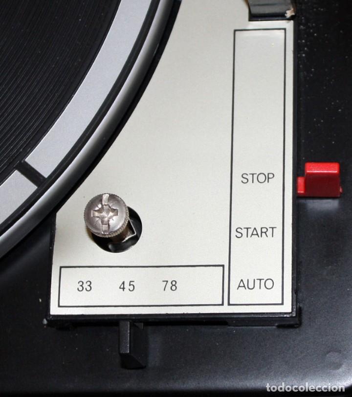 Radios antiguas: TOCADISCOS MARCA FARO Q SPECIAL. DE LOS AÑOS 80 - Foto 9 - 116692239