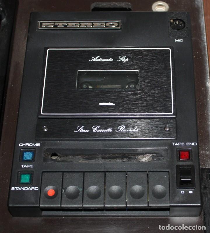 Radios antiguas: TOCADISCOS MARCA FARO Q SPECIAL. DE LOS AÑOS 80 - Foto 12 - 116692239