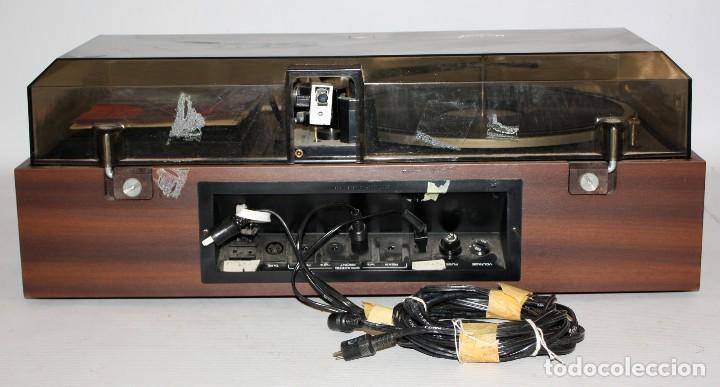 Radios antiguas: TOCADISCOS MARCA FARO Q SPECIAL. DE LOS AÑOS 80 - Foto 16 - 116692239
