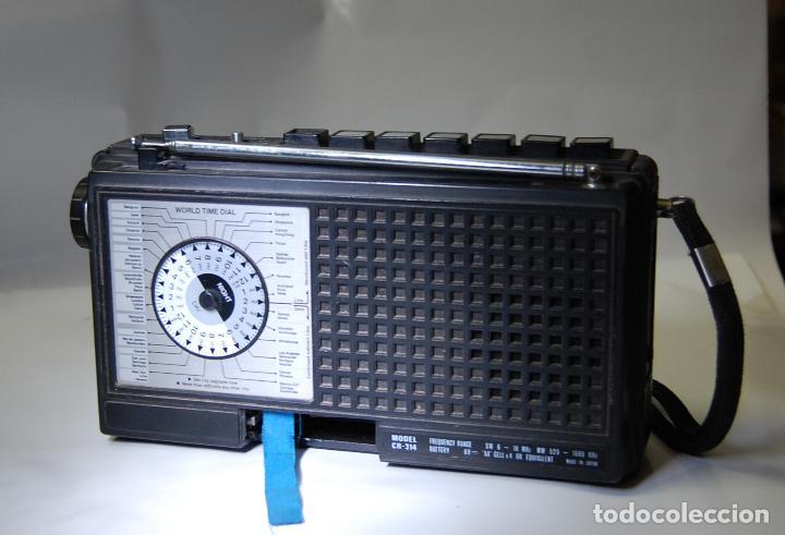 Radios antiguas: RADIO CASETTE FAIR MATE CR 314 - Foto 3 - 116732635