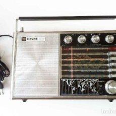 Radios antiguas: SILVER VOYAGER-SUPER 14F912L RADIO. Lote 117113647