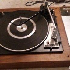Radios antiguas: TOCADISCOS CON AMPLIFICADOR ZENITH SOLID STATE E-543.. Lote 117155587