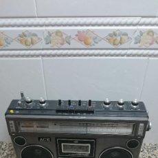 Radios antiguas: RADIO CASSETTE MARCA ACE. Lote 164284360