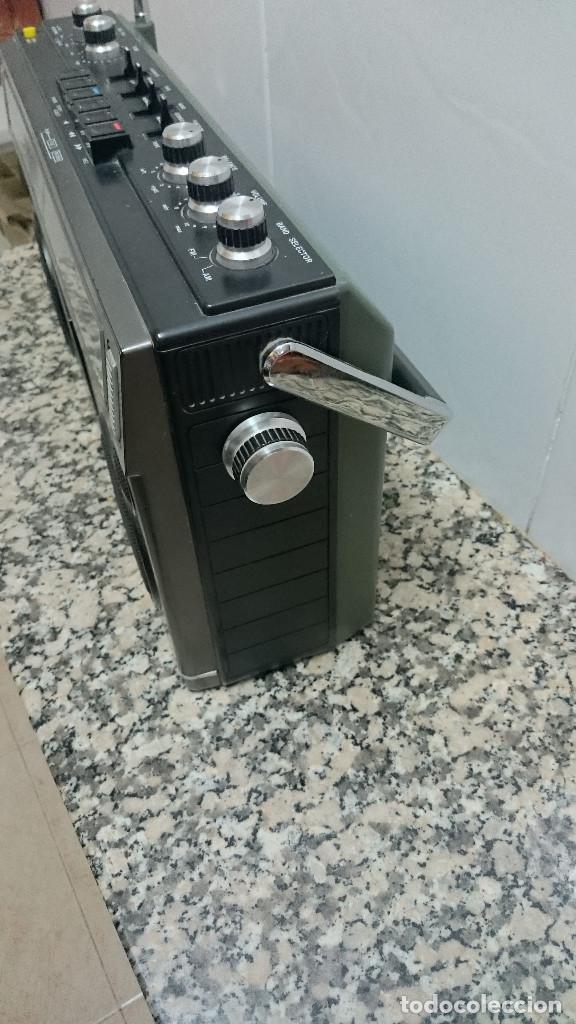 Radios antiguas: RADIO CASSETTE MARCA ACE - Foto 3 - 164284360