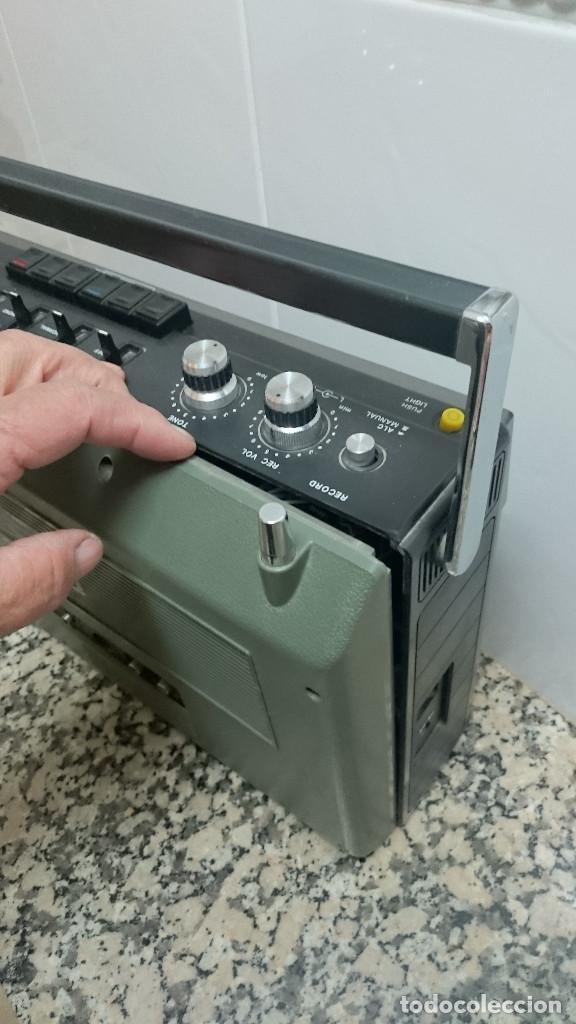 Radios antiguas: RADIO CASSETTE MARCA ACE - Foto 4 - 164284360