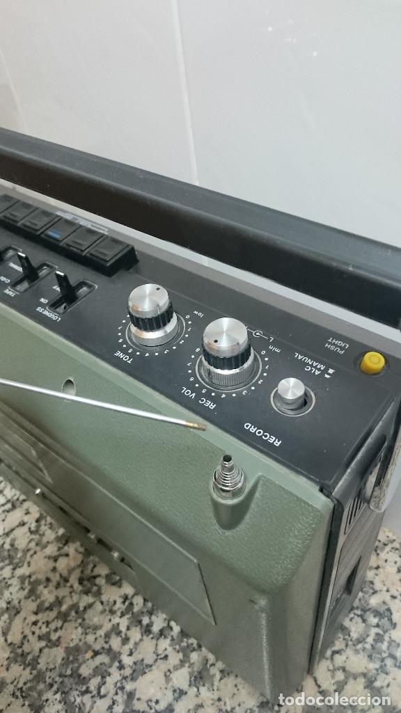 Radios antiguas: RADIO CASSETTE MARCA ACE - Foto 5 - 164284360