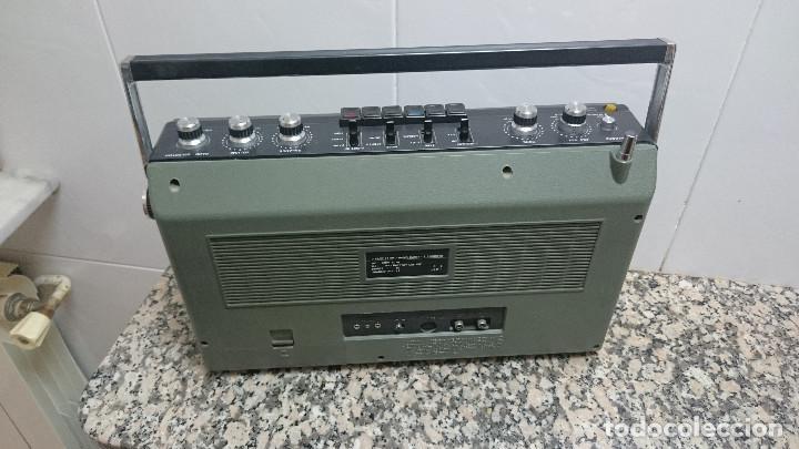 Radios antiguas: RADIO CASSETTE MARCA ACE - Foto 6 - 164284360