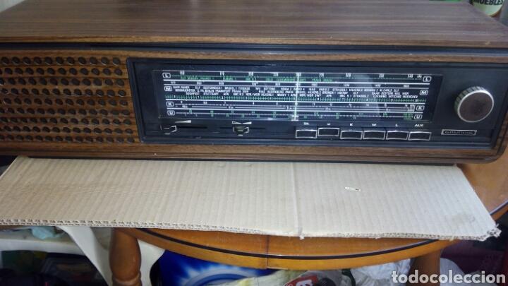 RADIO,GRUNDIG,RF611, FUNCIONANDO (Radios, Gramófonos, Grabadoras y Otros - Transistores, Pick-ups y Otros)