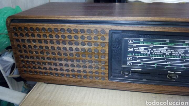 Radios antiguas: Radio,GRUNDIG,RF611, Funcionando - Foto 2 - 117225602