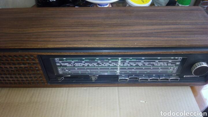 Radios antiguas: Radio,GRUNDIG,RF611, Funcionando - Foto 5 - 117225602