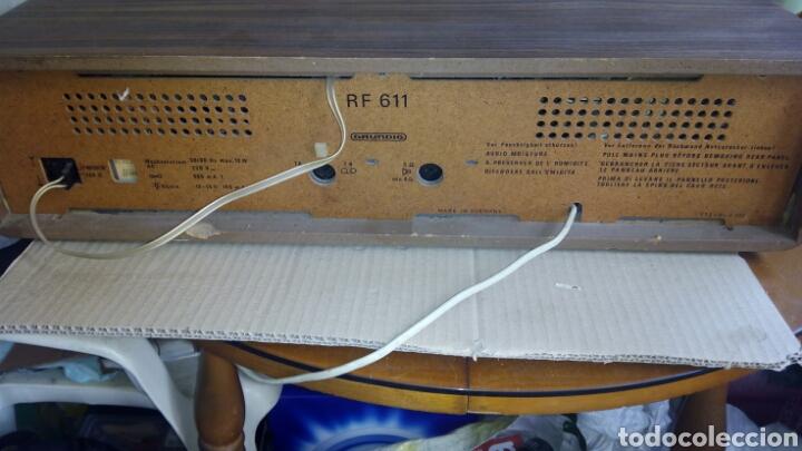 Radios antiguas: Radio,GRUNDIG,RF611, Funcionando - Foto 12 - 117225602