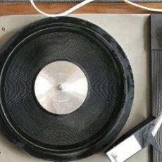Radios antiguas: TOCADISCOS PORTÁTIL CONVER 1000, PARA RESTAURAR. Lote 117229311