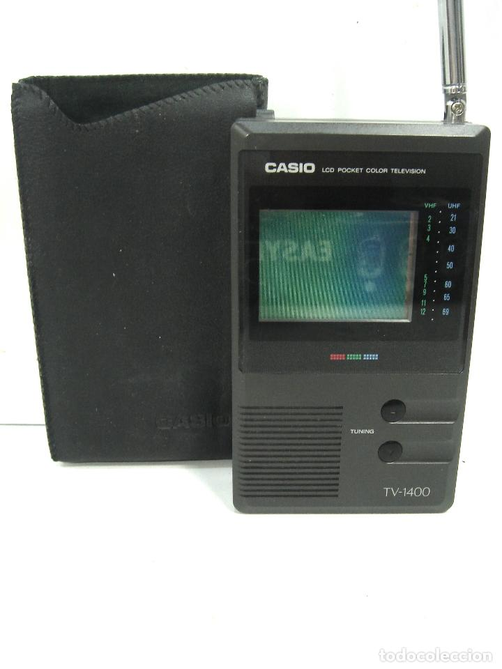 Casio Tv 1400