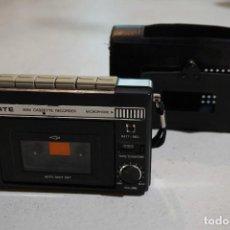 Radios antiguas: REPRODUCTOR VINTAGE FAIR MATE MINI CASSETE CASSETTE CASETE. Lote 117806235