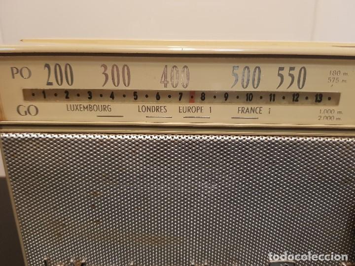 Radios antiguas: Transistor La voz de su amo - Foto 3 - 118102287