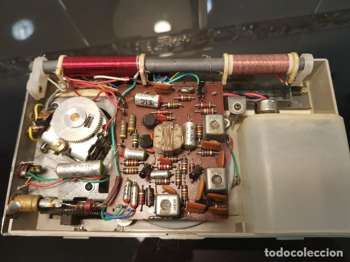 Radios antiguas: Transistor La voz de su amo - Foto 6 - 118102287