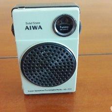 Radios antiguas: RADIO TRANSISTOR. Lote 118115855