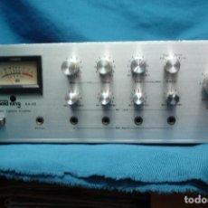Radios antiguas: AMPLIFICADOR GOLD KING MDLO. K A 83 - REVISADO Y FUNCIONA. Lote 118190135