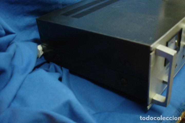 Radios antiguas: AMPLIFICADOR GOLD KING MDLO. K A 83 - REVISADO Y FUNCIONA - Foto 5 - 118190135
