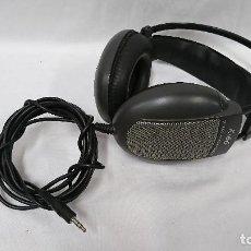 Radios antiguas: AURICULARES AKG K-66,CON 3 M. DE CABLE. Lote 118194899