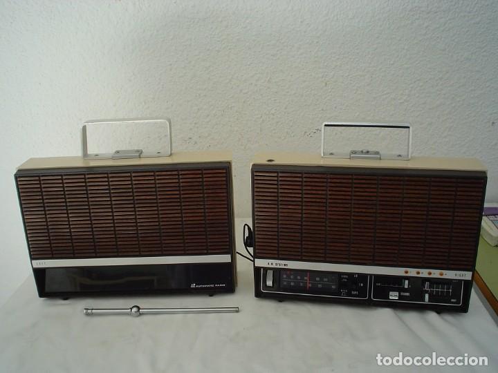 Radios antiguas: RADIO CASETE 8 PISTAS A.R SYSTEMS PXL-2545E - Foto 7 - 118591911
