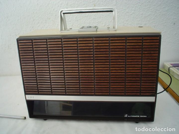 Radios antiguas: RADIO CASETE 8 PISTAS A.R SYSTEMS PXL-2545E - Foto 10 - 118591911