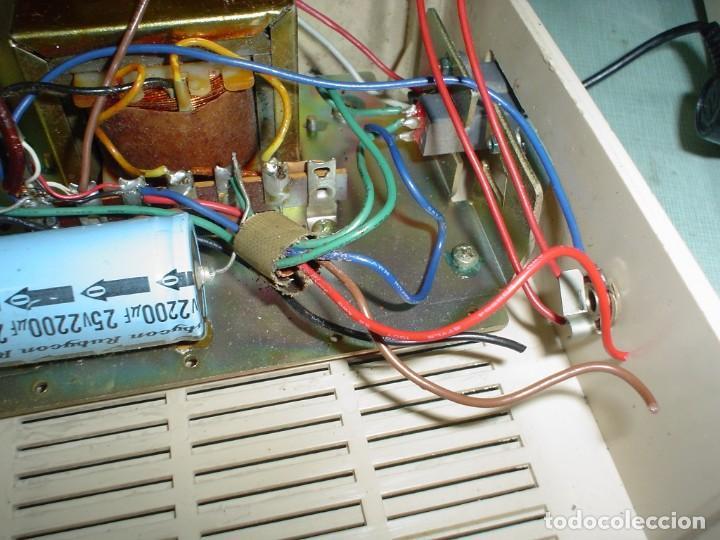 Radios antiguas: RADIO CASETE 8 PISTAS A.R SYSTEMS PXL-2545E - Foto 11 - 118591911