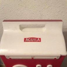 Radios antiguas: RADIO NEVERA AGUILA FUNCIONA PERFECTA.. Lote 118680751