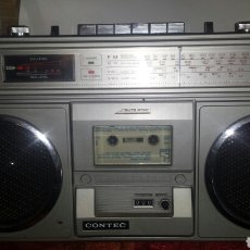 Radios antiguas: RADIO CASET CONTEC. Lote 118723647