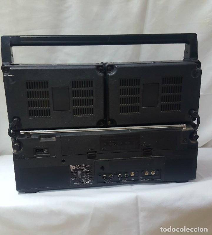 Radios antiguas: radio casete Thosiba system - Foto 11 - 118858287
