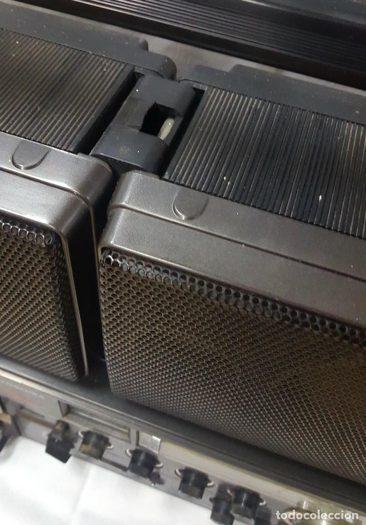 Radios antiguas: radio casete Thosiba system - Foto 12 - 118858287
