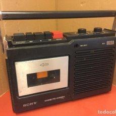 Radios antiguas: RARO CASSETTE-CORDER. CASETE GRABADOR, CURIOSO MODELO. IDEAL COLECCIONISMO. Lote 118916051