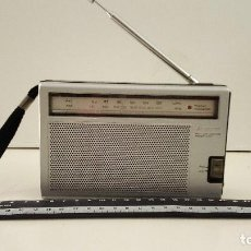 Radios antiguas: RADIO ANTIGUA SONY AM/FM, FUNCIONA BIEN. Lote 119242339