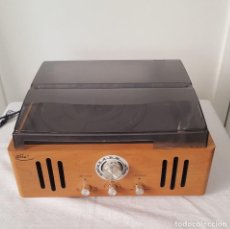 Radios antiguas: RADIO TOCADISCOS ALTA. Lote 119388295