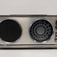Radios antiguas: RADIO TRANSISTOR VINTAGE INTER EUROMODUL-118. Lote 119466075