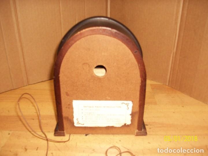 Radios antiguas: RADIO A PILAS-FUNCIONA - Foto 3 - 119520411