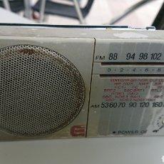 Radios antiguas: ANTIGUA RADIO SONY ICF 15 - FUNCIONANDO. Lote 119553571