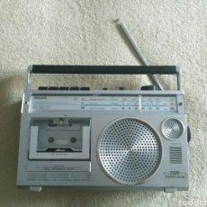Radios antiguas: RADIO CASSETTE PHILIPS D7201. Lote 119598807