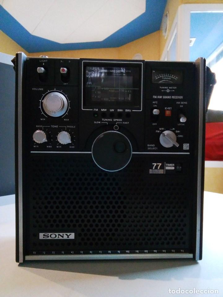 SONY ICF-5800L (Radios, Gramófonos, Grabadoras y Otros - Transistores, Pick-ups y Otros)