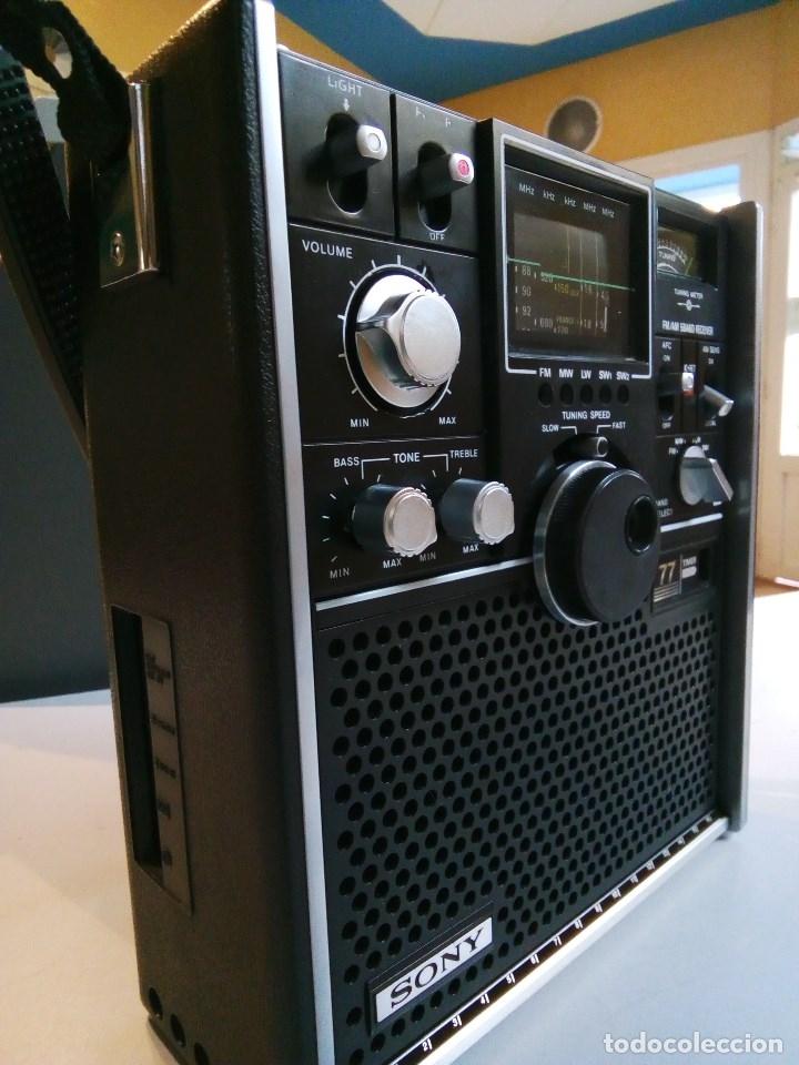 Radios antiguas: SONY ICF-5800L - Foto 3 - 112475219