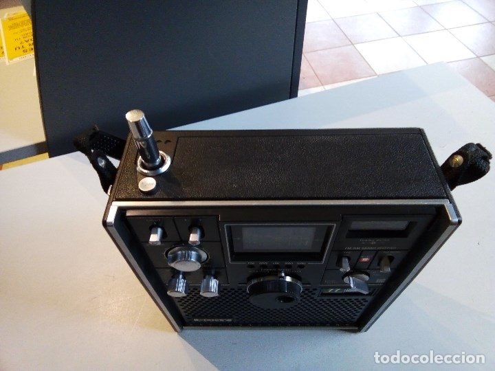 Radios antiguas: SONY ICF-5800L - Foto 8 - 112475219