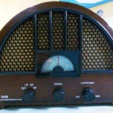 Radios antiguas: RADIO TEC MODELO 260R. Lote 119764631
