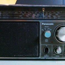 Radios antiguas: PANASONIC RF-1105DLBE. Lote 119766259