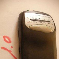 Radios antiguas: RADIO TRANSISTOR PHILIPS . Lote 120851599