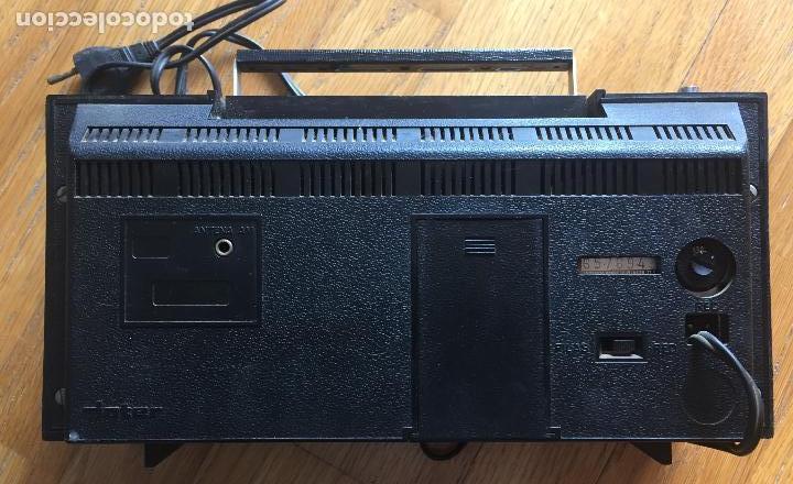 Radios antiguas: RADIO INTER NIZA II, VINTAGE AÑOS 70 LEER - Foto 5 - 120912335