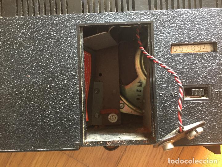 Radios antiguas: RADIO INTER NIZA II, VINTAGE AÑOS 70 LEER - Foto 9 - 120912335
